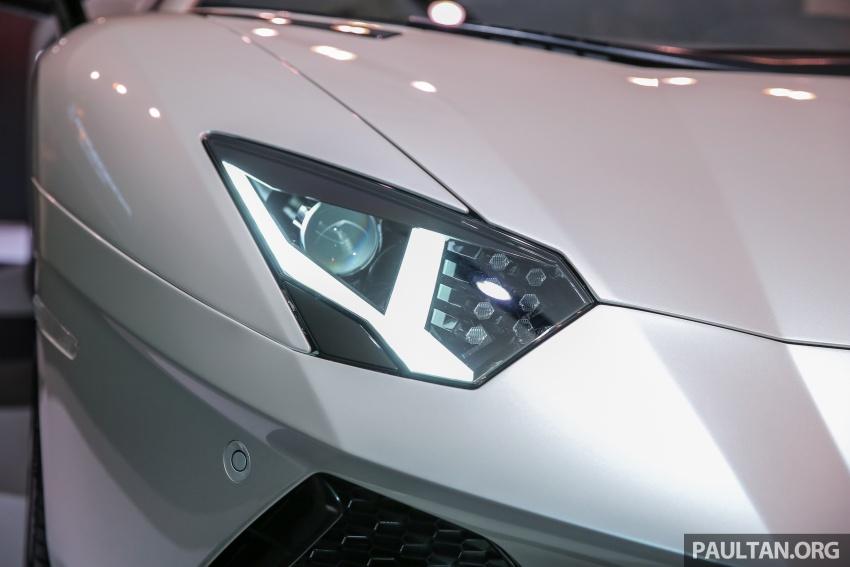 Lamborghini Aventador S masuk pasaran Malaysia – enjin 6.5L V12, 740 hp kuasa, harga bermula RM1.8 juta Image #619524