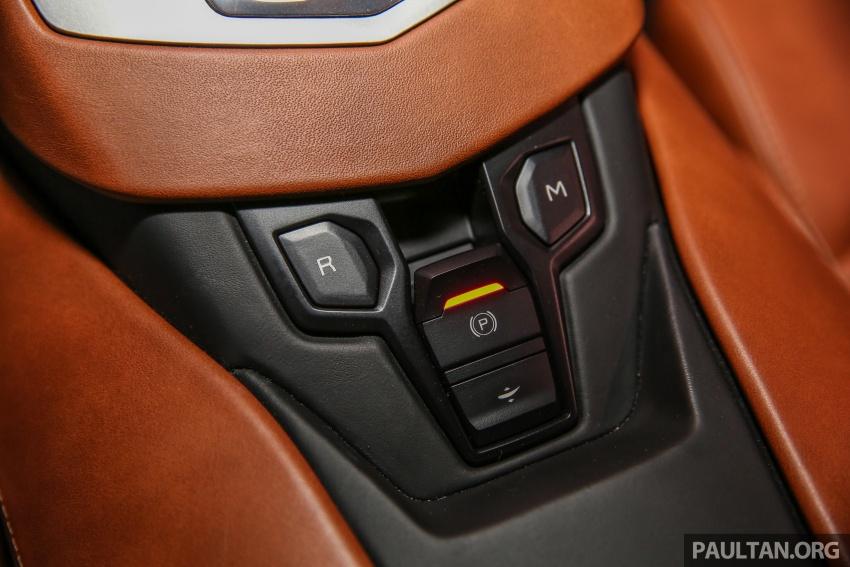 Lamborghini Aventador S masuk pasaran Malaysia – enjin 6.5L V12, 740 hp kuasa, harga bermula RM1.8 juta Image #619569