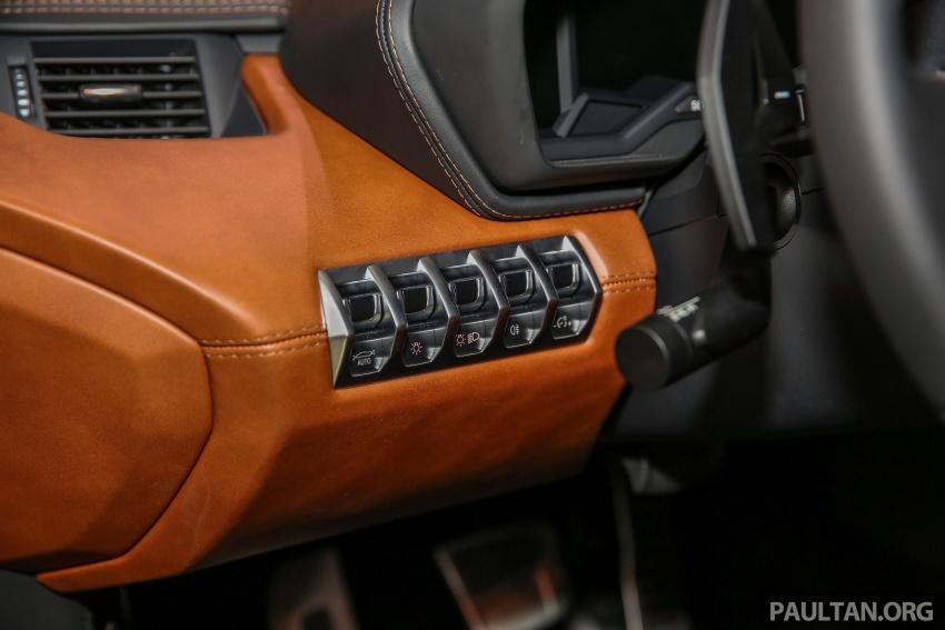 Lamborghini Aventador S masuk pasaran Malaysia – enjin 6.5L V12, 740 hp kuasa, harga bermula RM1.8 juta Image #619570