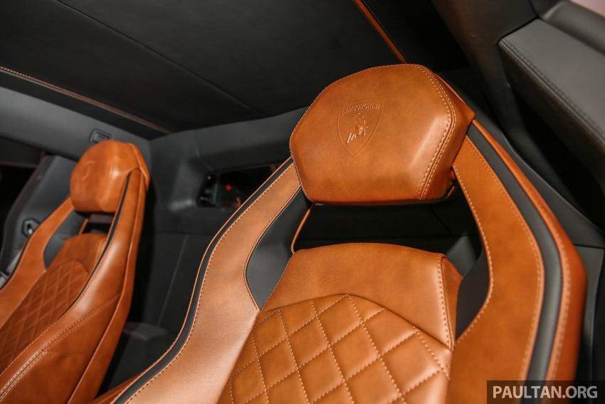 Lamborghini Aventador S masuk pasaran Malaysia – enjin 6.5L V12, 740 hp kuasa, harga bermula RM1.8 juta Image #619573