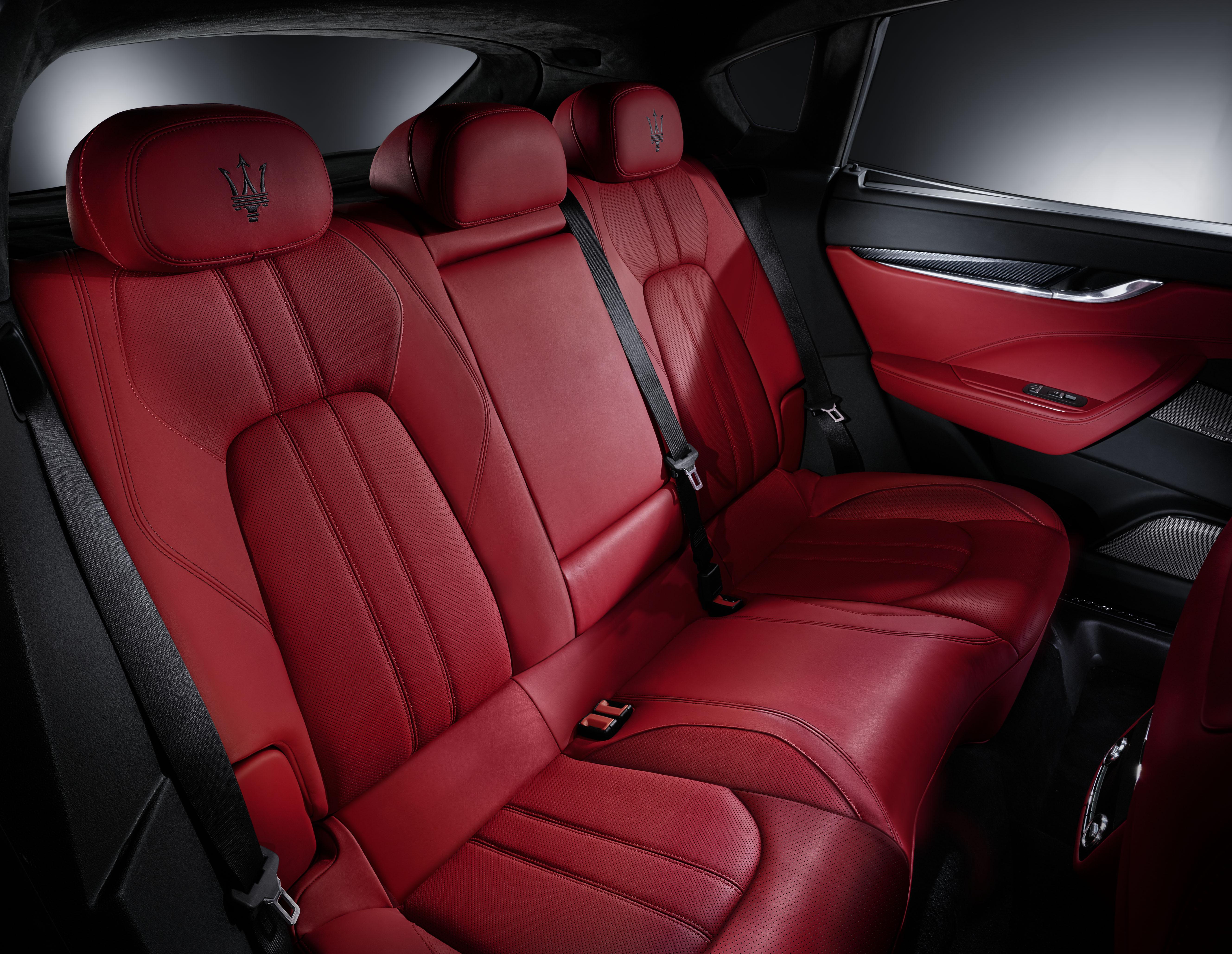 Maserati Quattroporte Car Seat