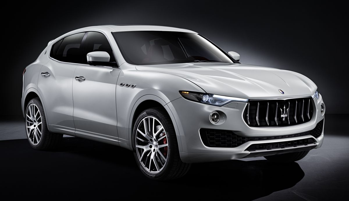 Maserati Levante Launched In Malaysia Rm889k Ringgit