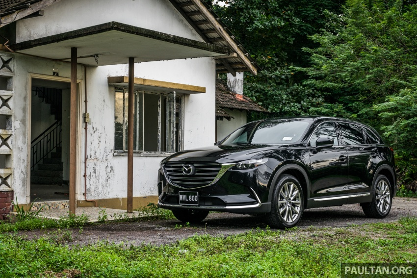 2017 Mazda CX-9 2.5T now in Malaysia, from RM317k Image #620855