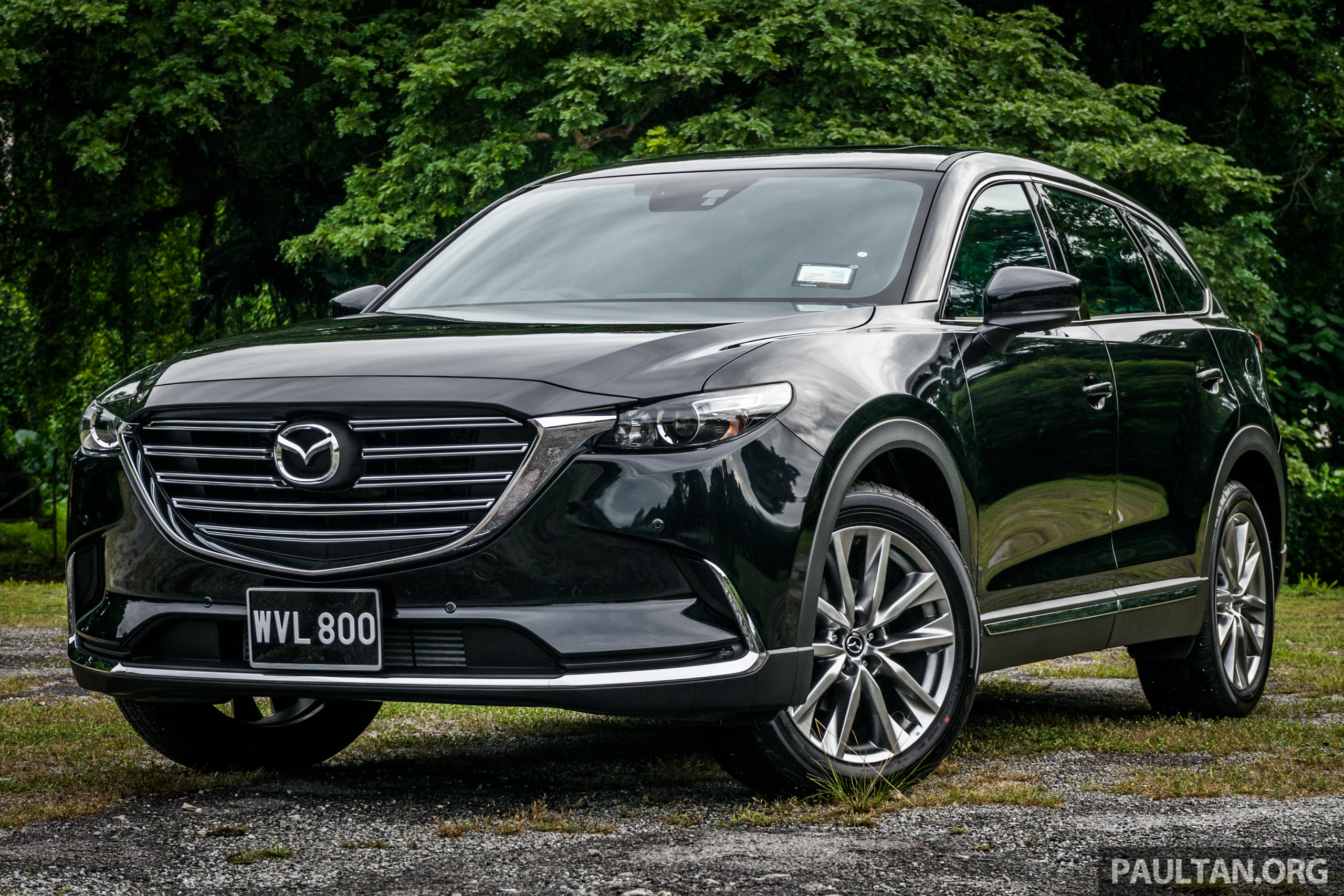 2017 mazda cx 9 2 5t now in malaysia from rm317k. Black Bedroom Furniture Sets. Home Design Ideas
