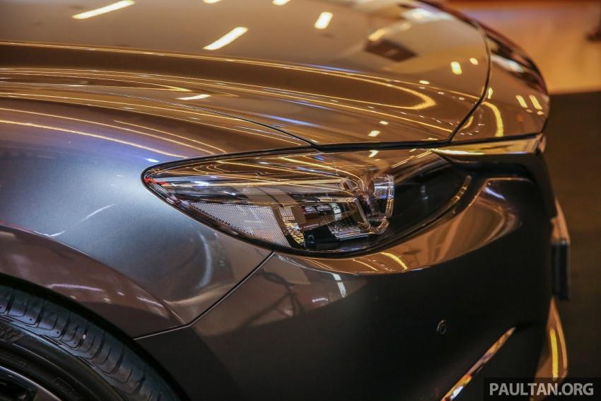 Mazda 6 2017 tiba di Malaysia – dapat tambahan sistem G-Vectoring Control, harga meningkat RM6,553 Image #615866