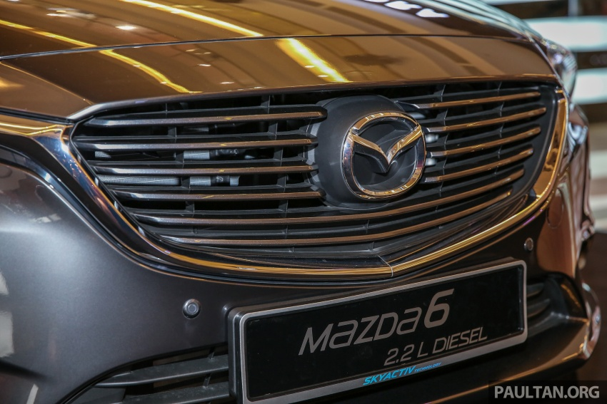 2017 Mazda 6 on sale in Malaysia – adds G-Vectoring Control, RM6,553 more expensive across the range Image #615762