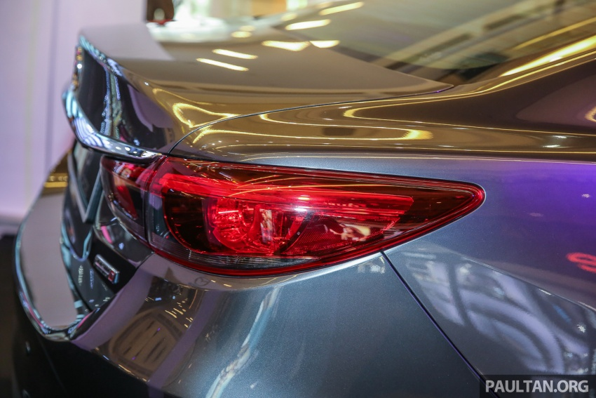 Mazda 6 2017 tiba di Malaysia – dapat tambahan sistem G-Vectoring Control, harga meningkat RM6,553 Image #615939