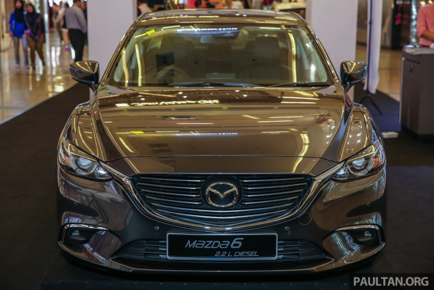 2017 Mazda 6 on sale in Malaysia – adds G-Vectoring Control, RM6,553 more expensive across the range Image #615752
