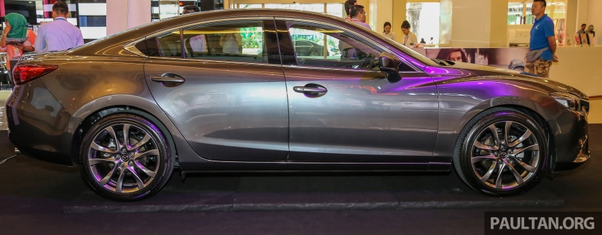 2017 Mazda 6 on sale in Malaysia – adds G-Vectoring Control, RM6,553 more expensive across the range Image #615754
