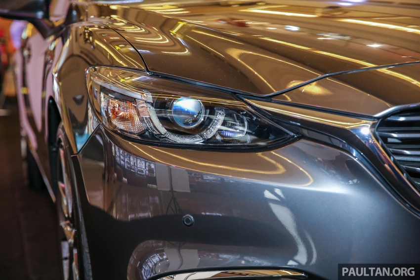 Mazda 6 2017 tiba di Malaysia – dapat tambahan sistem G-Vectoring Control, harga meningkat RM6,553 Image #615864