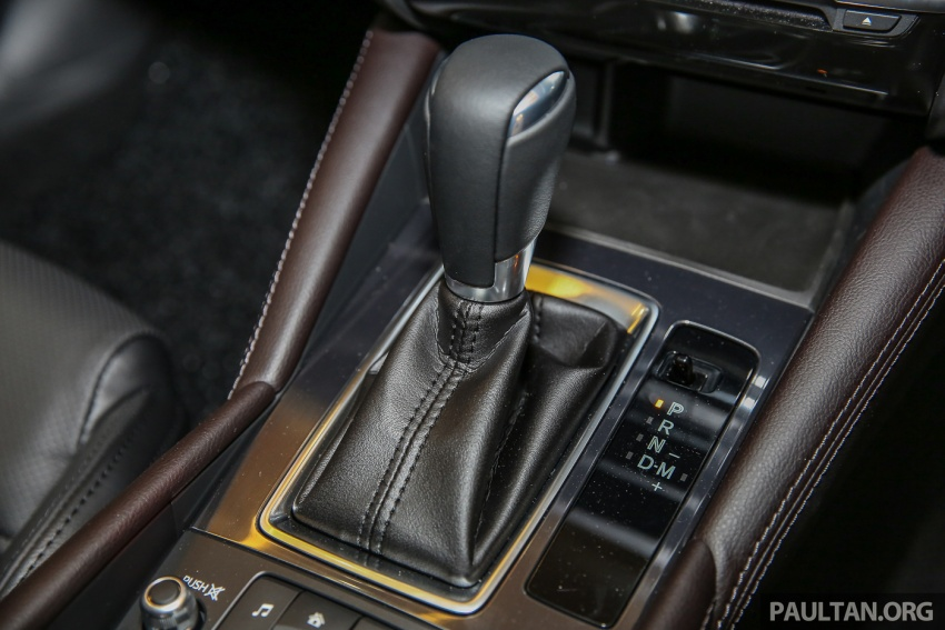 Mazda 6 2017 tiba di Malaysia – dapat tambahan sistem G-Vectoring Control, harga meningkat RM6,553 Image #615952