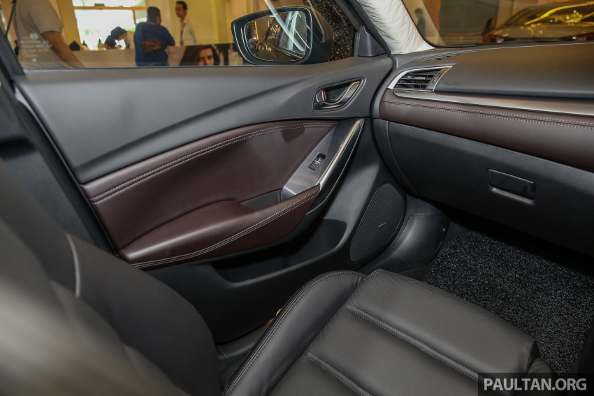 2017 Mazda 6 on sale in Malaysia – adds G-Vectoring Control, RM6,553 more expensive across the range Image #615823