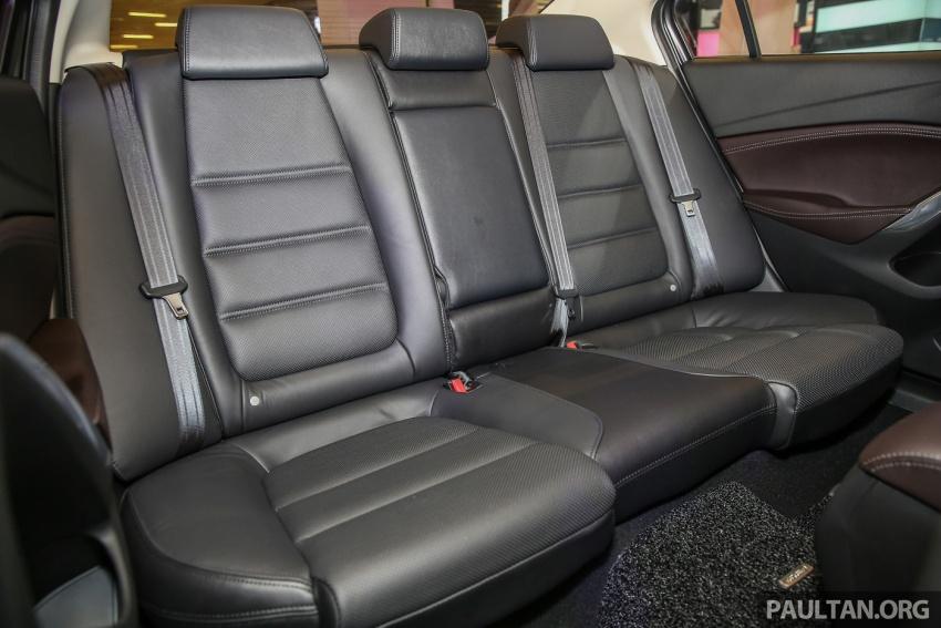Mazda 6 2017 tiba di Malaysia – dapat tambahan sistem G-Vectoring Control, harga meningkat RM6,553 Image #615970