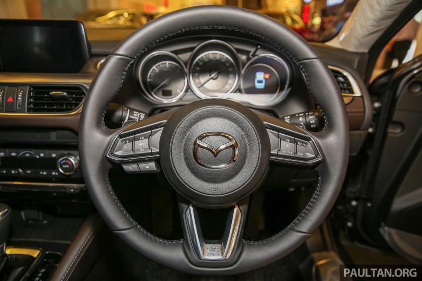 Mazda 6 2017 tiba di Malaysia – dapat tambahan sistem G-Vectoring Control, harga meningkat RM6,553 Image #615944