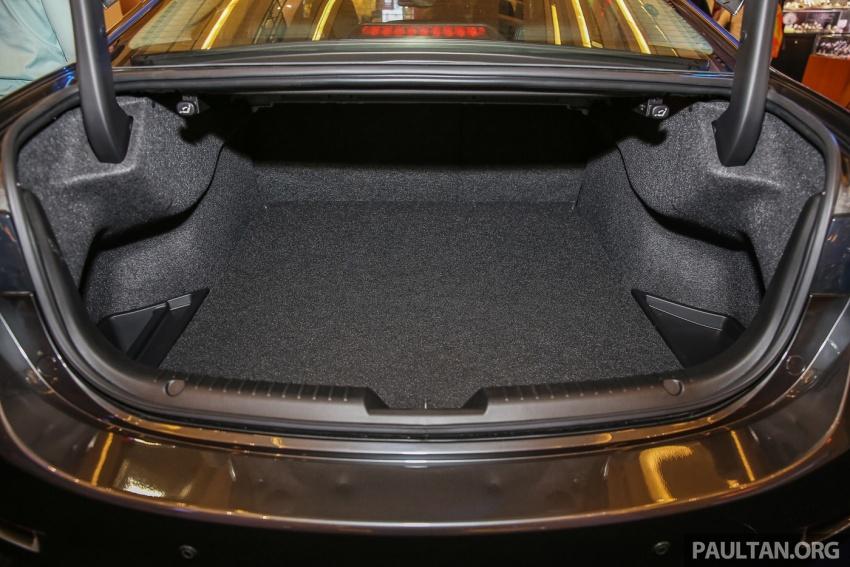 Mazda 6 2017 tiba di Malaysia – dapat tambahan sistem G-Vectoring Control, harga meningkat RM6,553 Image #615972