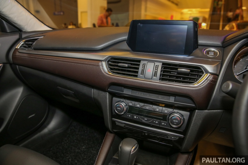 Mazda 6 2017 tiba di Malaysia – dapat tambahan sistem G-Vectoring Control, harga meningkat RM6,553 Image #615947