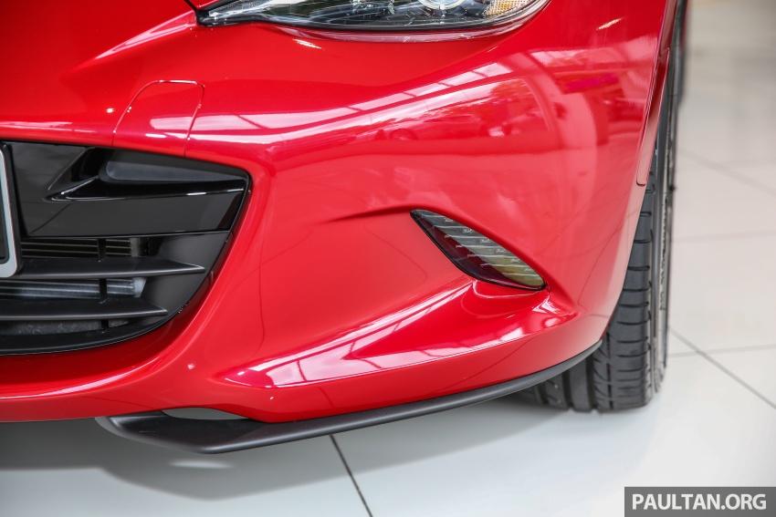 Mazda MX-5 RF in Malaysia – 2.0L, auto and manual Image #616356