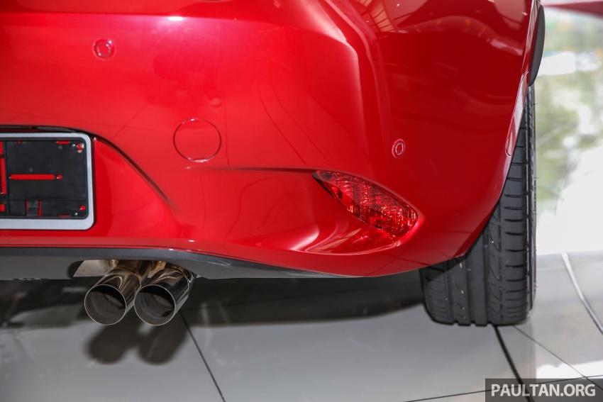 Mazda MX-5 RF in Malaysia – 2.0L, auto and manual Image #616369