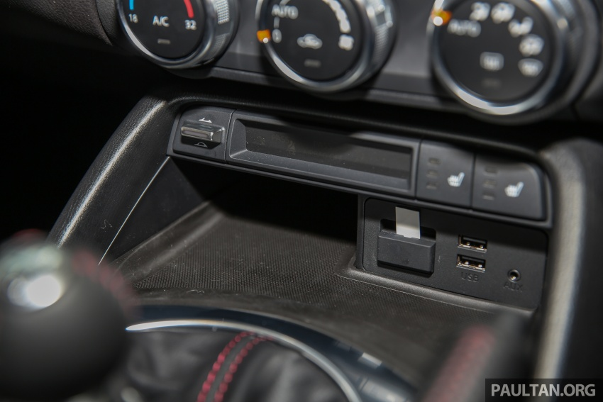 Mazda MX-5 RF in Malaysia – 2.0L, auto and manual Image #616399