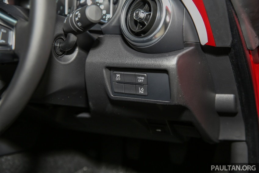 Mazda MX-5 RF in Malaysia – 2.0L, auto and manual Image #616401
