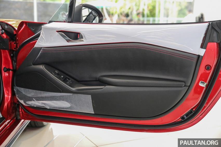 Mazda MX-5 RF sudah berada di Malaysia – 2.0 L, pilihan transmisi manual , dijangka cecah RM250k Image #616486