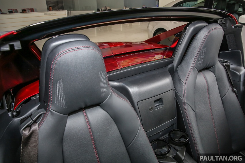 Mazda MX-5 RF in Malaysia – 2.0L, auto and manual Image #616411