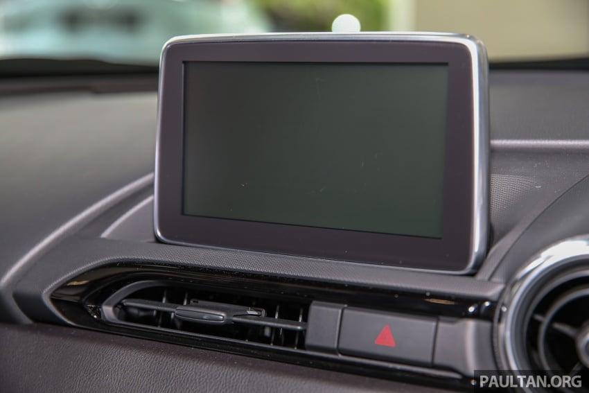 Mazda MX-5 RF in Malaysia – 2.0L, auto and manual Image #616394