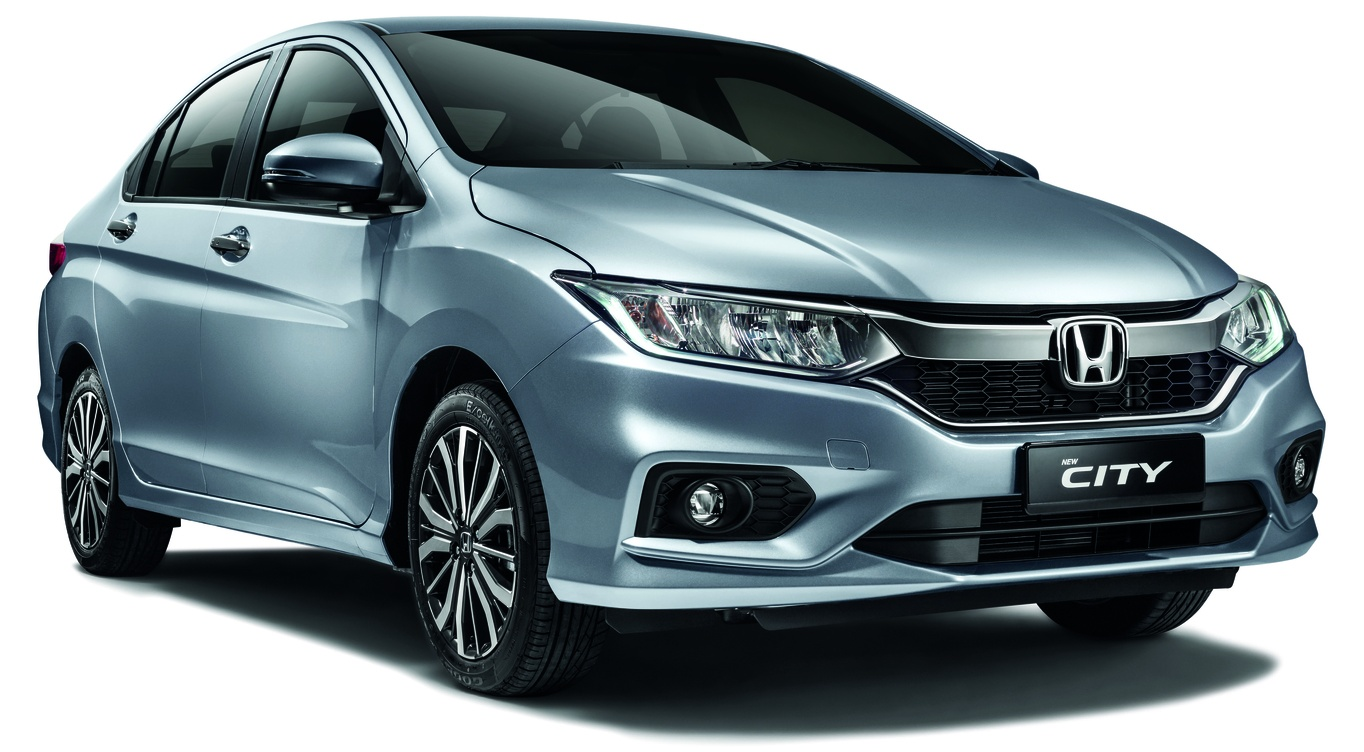 Honda city facelift now open for booking in malaysia for New honda city 2017