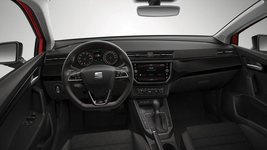 2017 Seat Ibiza – debuts next Polo's MQB A0 platform Image #610811
