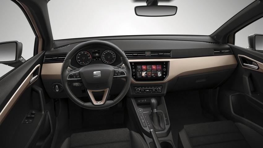 2017 Seat Ibiza – debuts next Polo's MQB A0 platform Image #610812