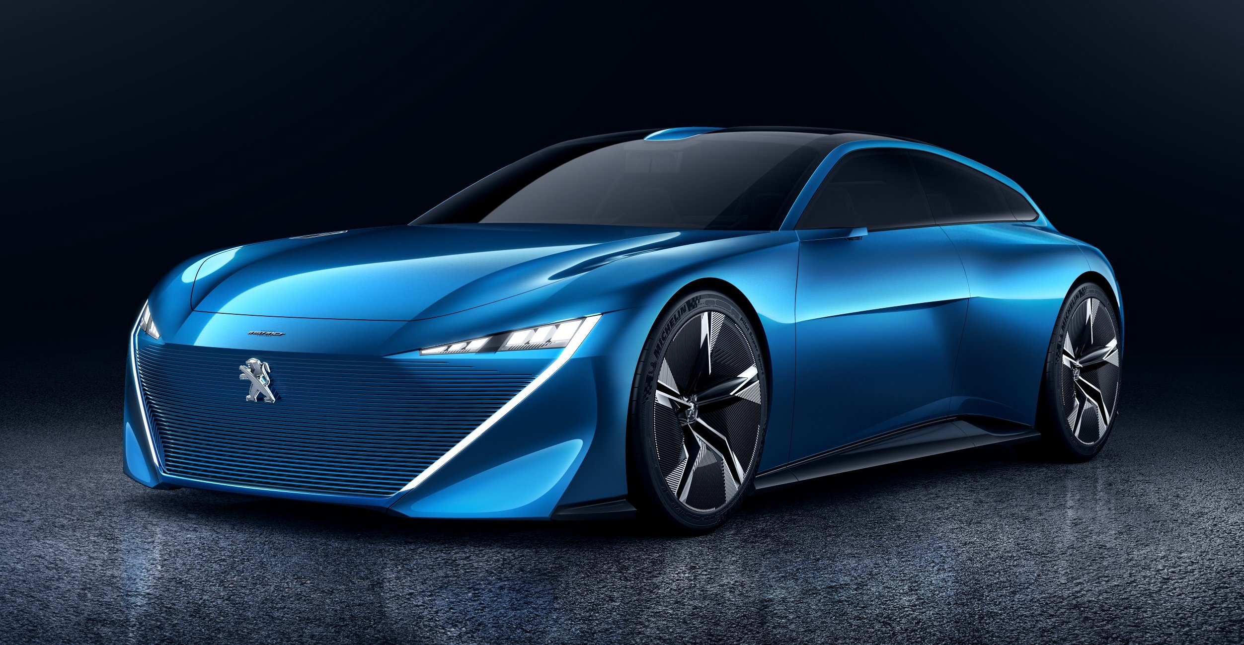 Peugeot To Develop A Range Of Electrified Sports Cars Paultan Org