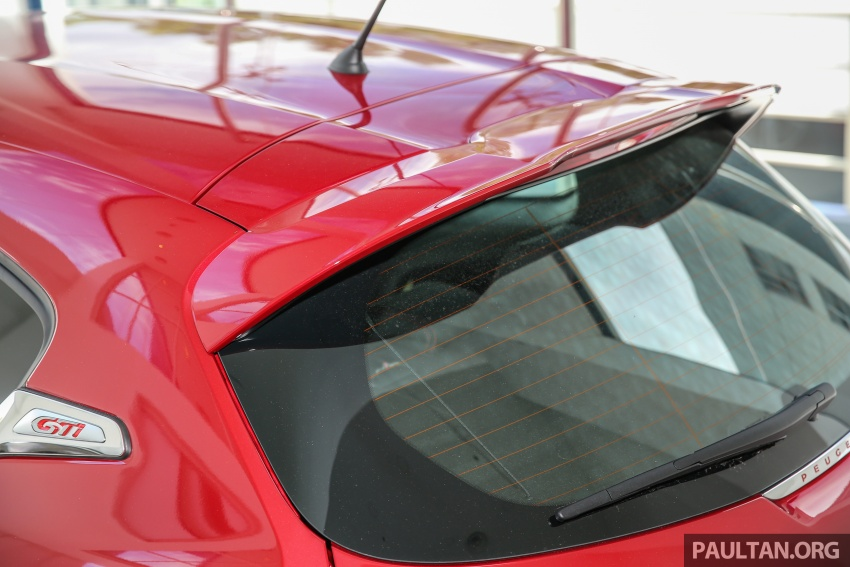Peugeot 208 GTi facelift now in Malaysian showrooms Image #614738