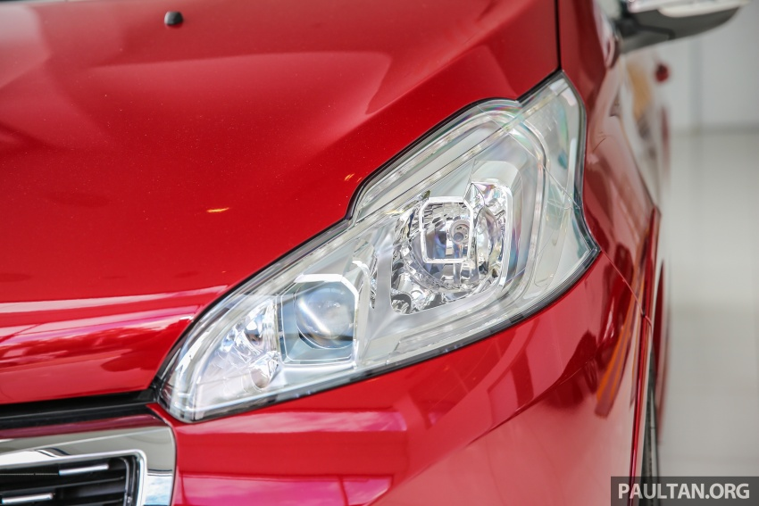 Peugeot 208 GTi facelift now in Malaysian showrooms Image #614720