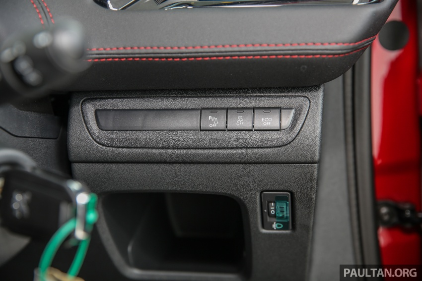 Peugeot 208 GTi facelift now in Malaysian showrooms Image #614754