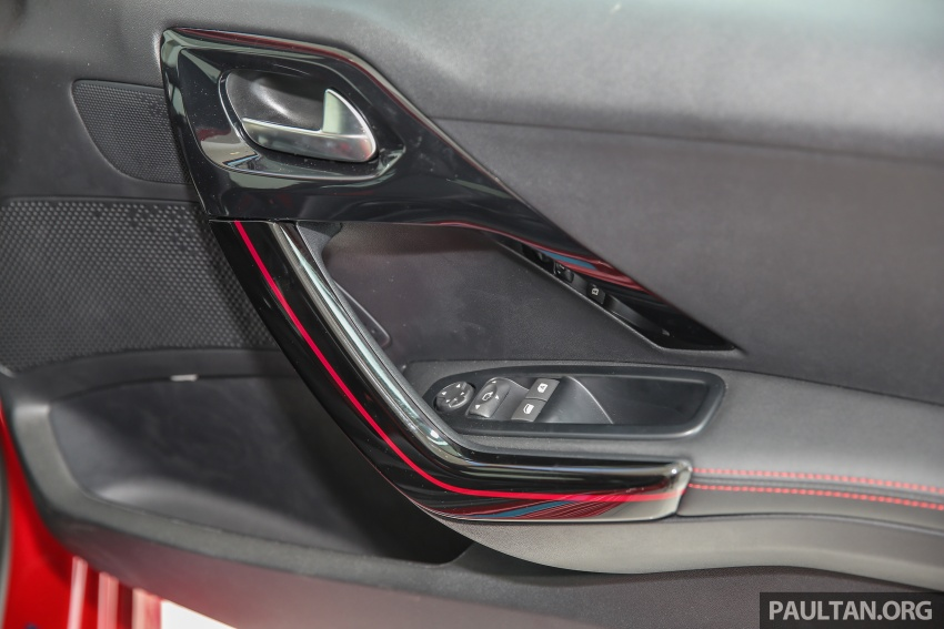 Peugeot 208 GTi facelift now in Malaysian showrooms Image #614759
