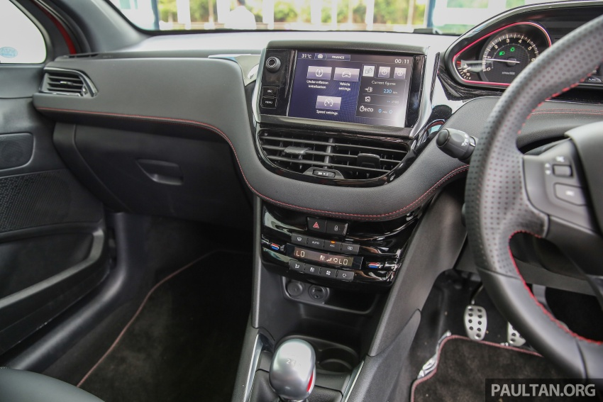 Peugeot 208 GTi facelift now in Malaysian showrooms Image #614749