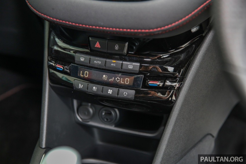 Peugeot 208 GTi facelift now in Malaysian showrooms Image #614751