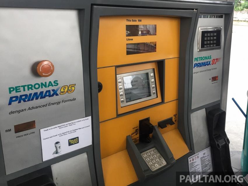 Ujian RON 95 Vs RON 97 terhadap Proton Saga – benarkah yang mahal lebih bagus dari yang murah? Image #614031