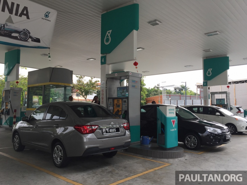 RON 95 vs RON 97 fuel test with the Proton Saga – is the more expensive option better than the other? Image #614373