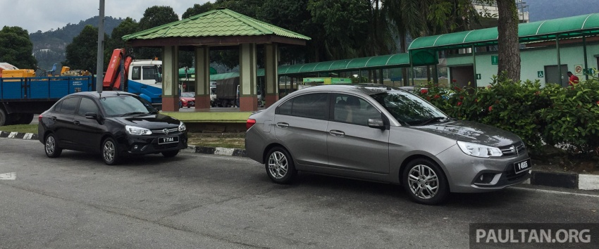 RON 95 vs RON 97 fuel test with the Proton Saga – is the more expensive option better than the other? Image #614382
