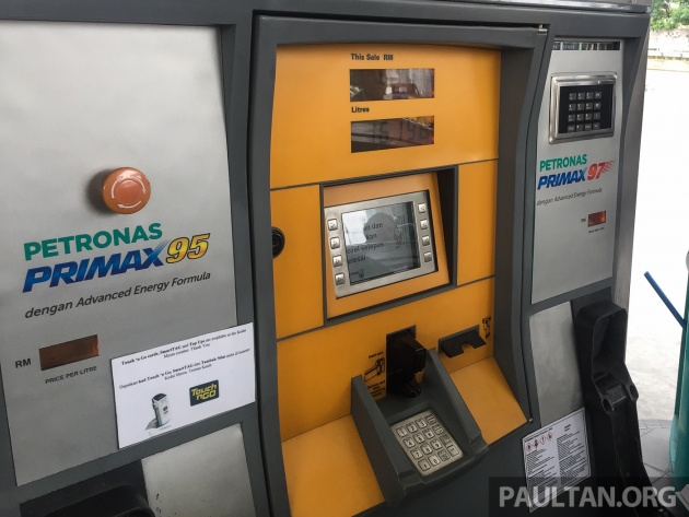 RON 95 vs RON 97 fuel test with the Proton Saga – is the