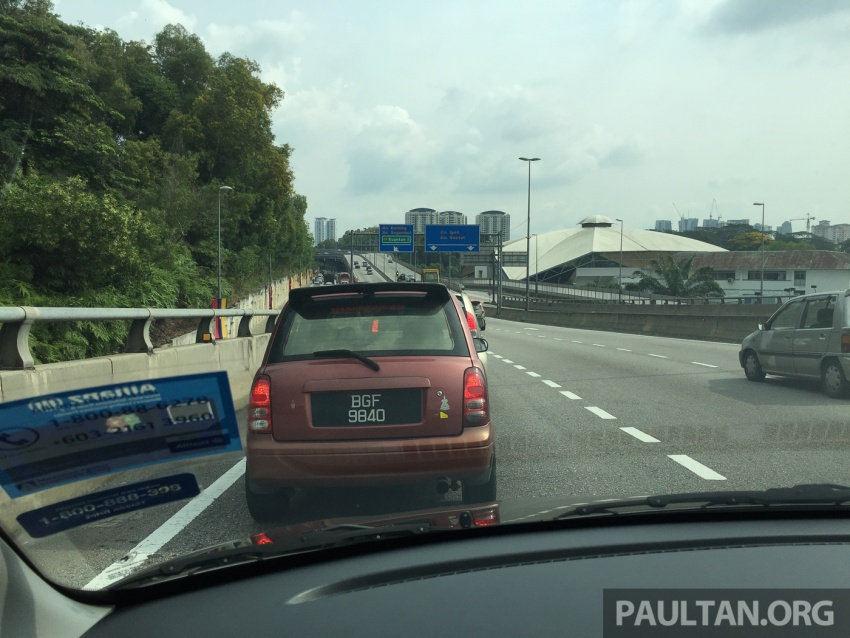 RON 95 vs RON 97 fuel test with the Proton Saga – is the more expensive option better than the other? Image #614374