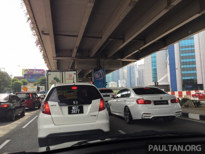 RON 95 vs RON 97 fuel test with the Proton Saga – is the more expensive option better than the other? Image #614375