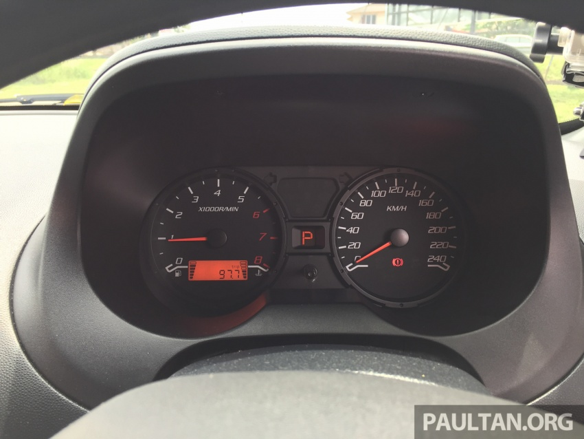 RON 95 vs RON 97 fuel test with the Proton Saga – is the more expensive option better than the other? Image #614378