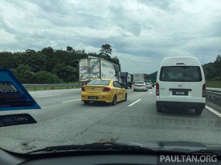 RON 95 vs RON 97 fuel test with the Proton Saga – is the more expensive option better than the other? Image #614381