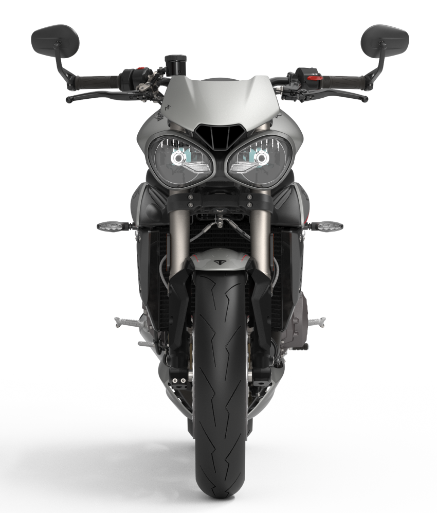 REVIEW: 2017 Triumph Street Triple 765 RS – media road and track test in Catalunya, Spain Image #616656