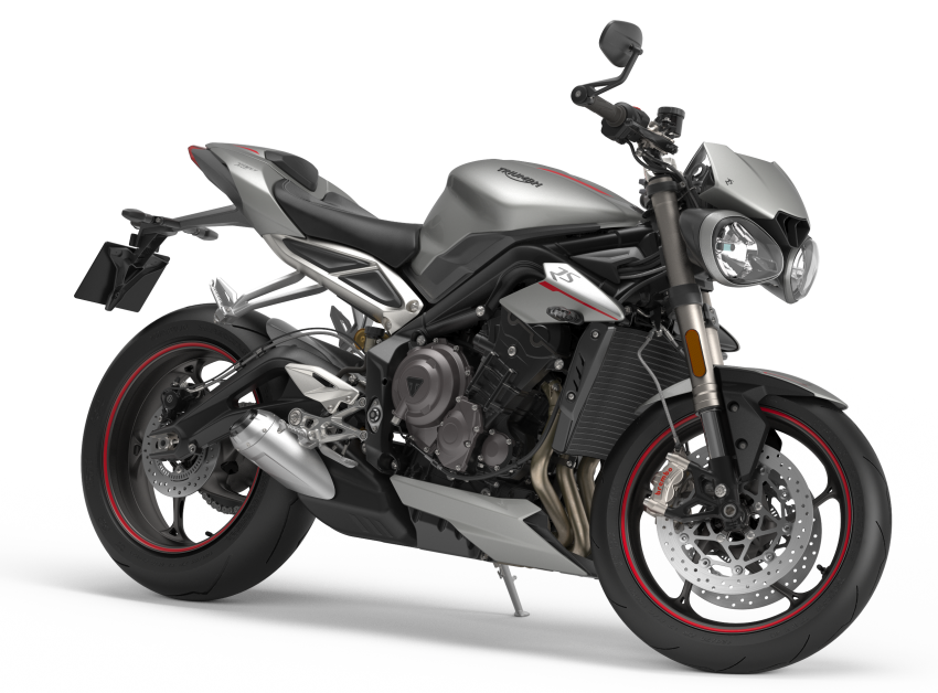 REVIEW: 2017 Triumph Street Triple 765 RS – media road and track test in Catalunya, Spain Image #616655
