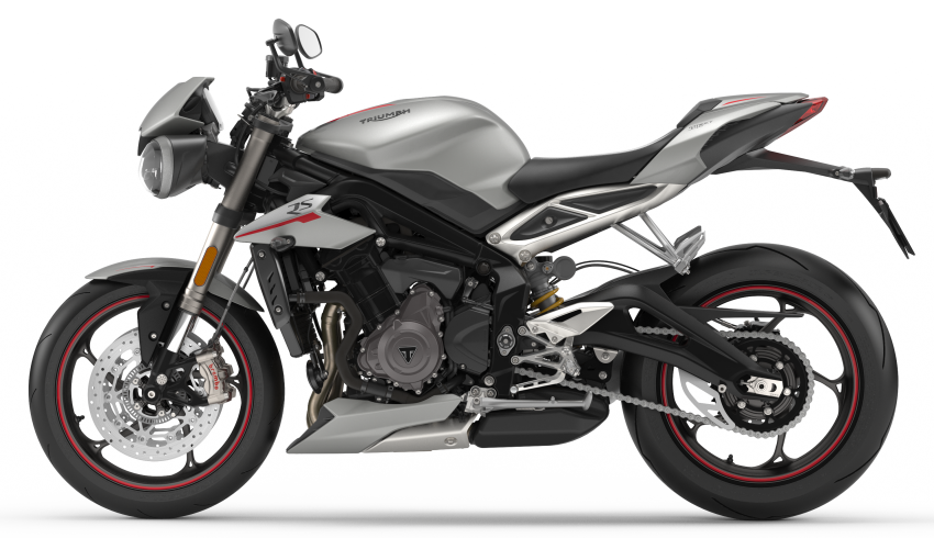 REVIEW: 2017 Triumph Street Triple 765 RS – media road and track test in Catalunya, Spain Image #616658