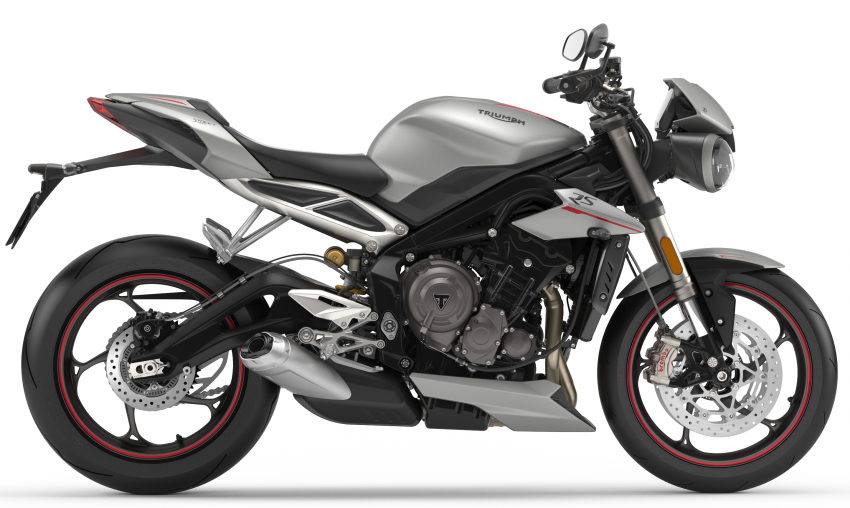 REVIEW: 2017 Triumph Street Triple 765 RS – media road and track test in Catalunya, Spain Image #616661