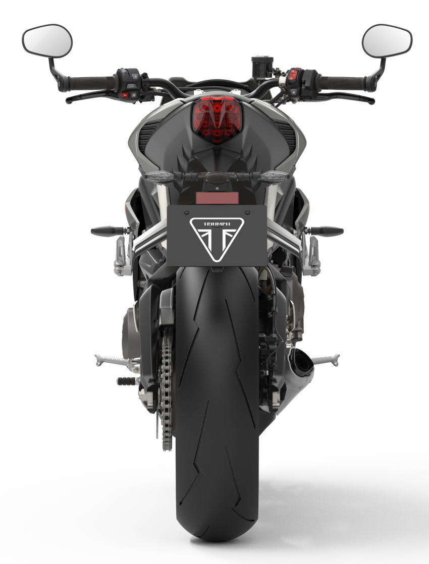 REVIEW: 2017 Triumph Street Triple 765 RS – media road and track test in Catalunya, Spain Image #616660